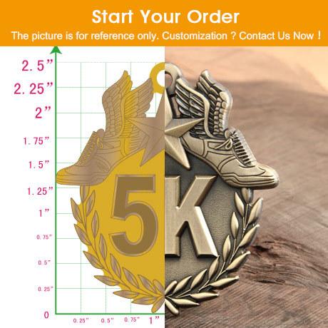 Grenadiers Custom Military Medals