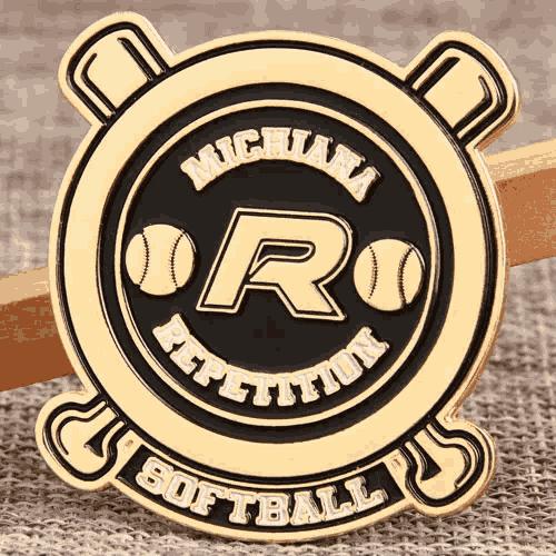 MR Baseball Trading Pins