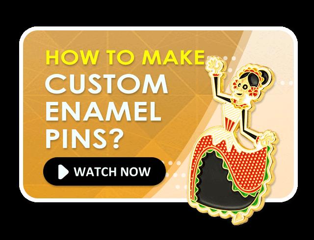 how to make custom enamel pins
