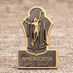 Americana lapel pins
