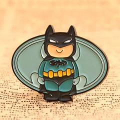 Cartoon Batman Lapel Pins