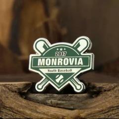 Monrovia Youth Baseball Pins