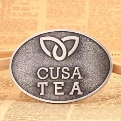 CUSA TEA Belt Buckles