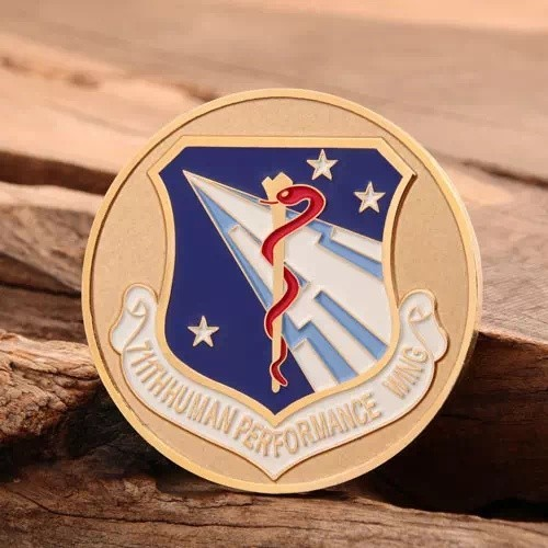 711 HPW Challenge Coins for Sale