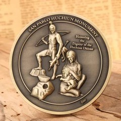 Ancients Custom Challenge Coins