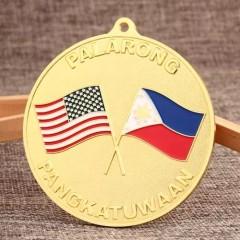 Friendship Custom Medals