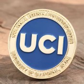 UCI Honor Challenge Coins
