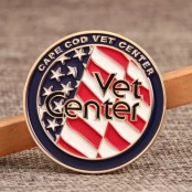 Vet Center Military Challenge Coins