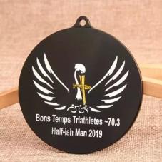 Bons Temps Triathletes Medals
