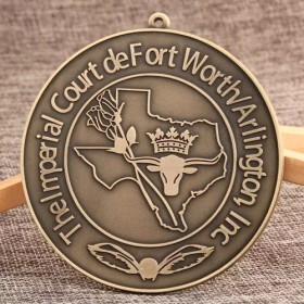 ICFWA Custom Made Medals