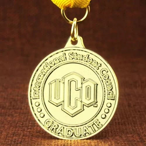 International Student Council Graduation Medals