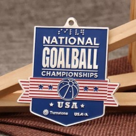 USA National Goalball Sports Medals