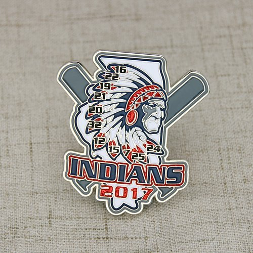 INDIANS Baseball Pins
