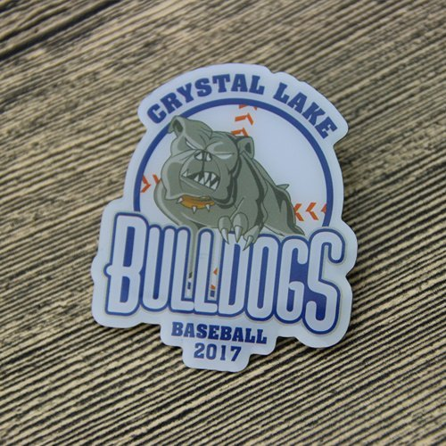 Lapel Pins for Bulldogs