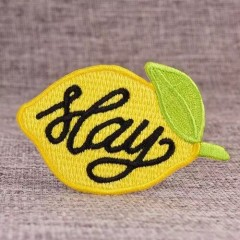 Lemon Wholesale Custom Patches