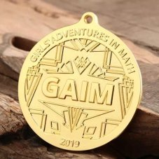GAIM Custom Award Medals