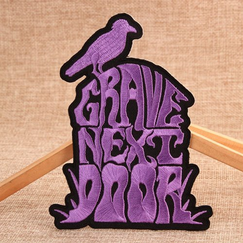 Crave Next Door Custom Patches No Minimum