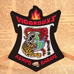 VIGOROUSX'S Embroidered Patches