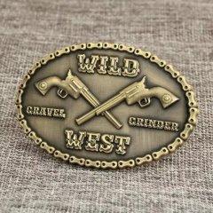 Gun Belt Buckles