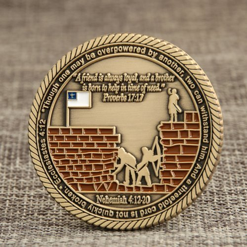 Christian Challenge Coins for Sale