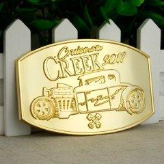 Car Customized Belt Buckles
