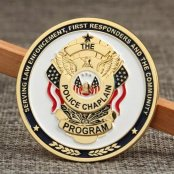 PCP Custom Challenge Coins