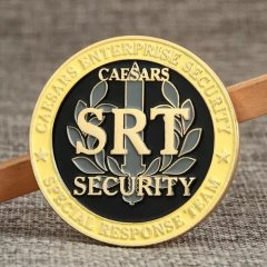 SRT Challenge Coins for Sale