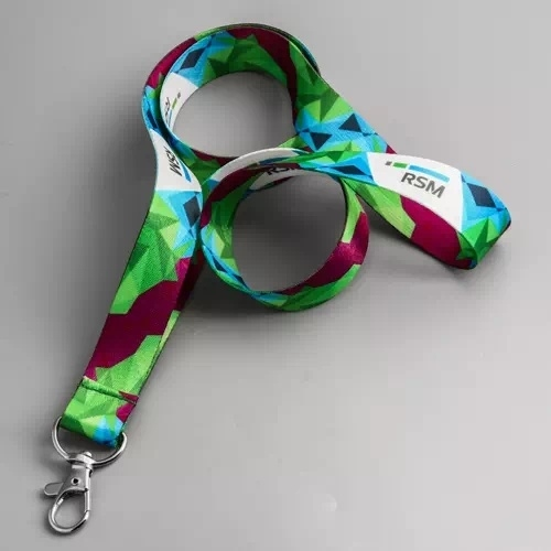 RSM Dye-sublimated Lanyards