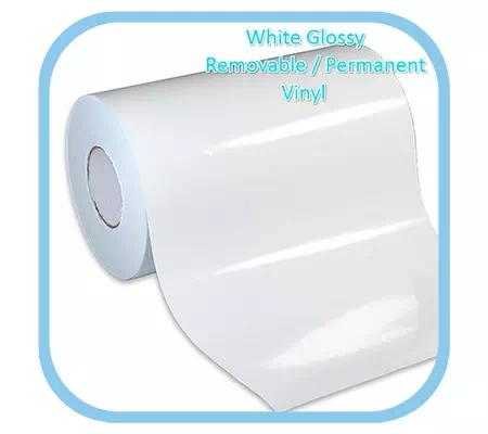 White Glossy Removable / Permanent Vinyl.jpg