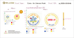 Coins- for Liberato Hoek