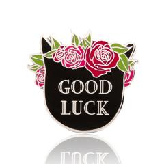 Good Luck Custom Lapel Pins