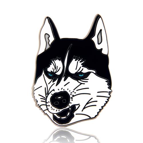 Animal Dog Lapel Pins
