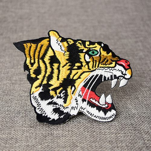 Tiger Custom Patches Online