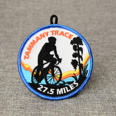 Tammany Trace Custom Patches For Clothes