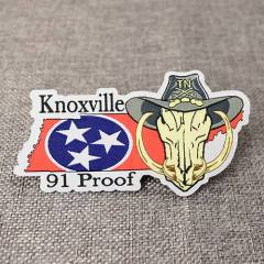 Knoxville Custom Made Patches
