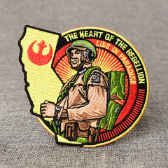 Military Embroidered Patches