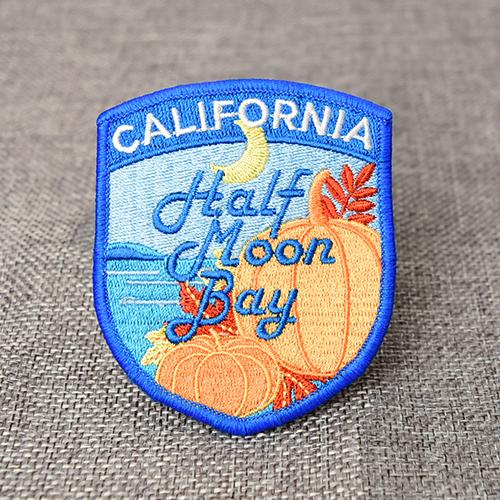 Half Moon Bay Custom Patches