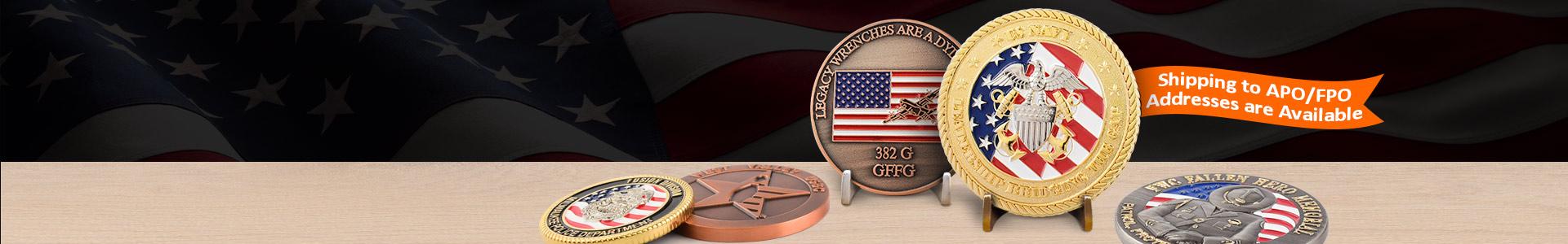 Challenge Coins www.gs-jj.com