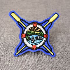Custom Rowing Patches