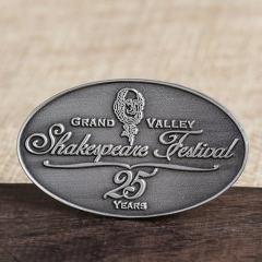 Shakespeare Festival Custom Coins