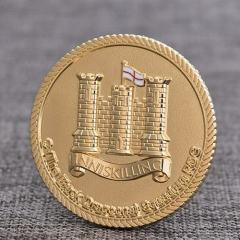 Dragoon Guards Military Coins