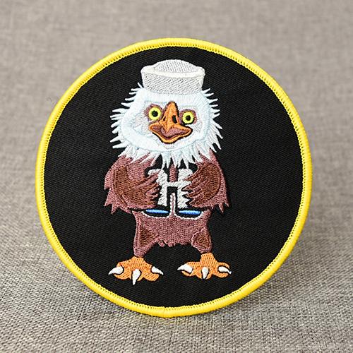 Custom Little Hawk Patches