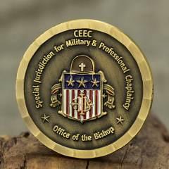 CEEC Custom Religious Coins