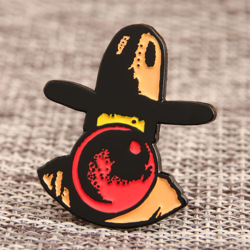 Mysterious Custom Pins