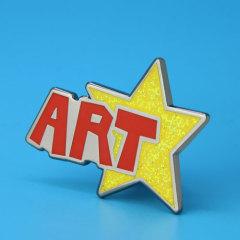 Art Custom Enamel Pins