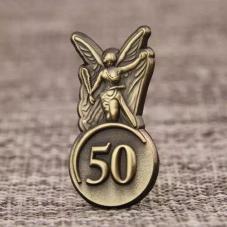 Commemorative Custom Pins