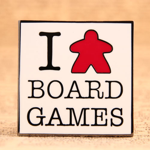 Games Custom Pins
