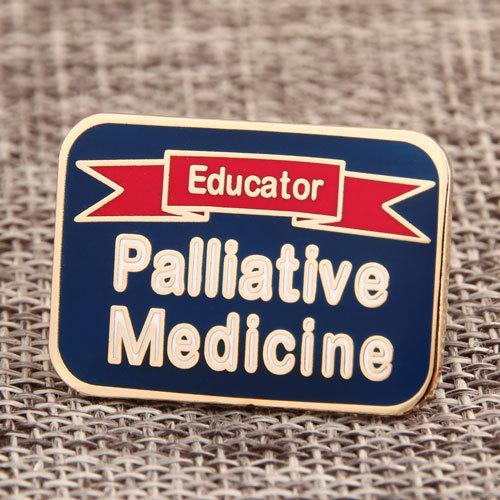 Palliative Medicine Custom Pins