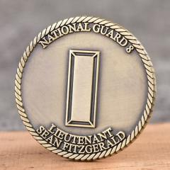 National Guard Army Challenge Coins