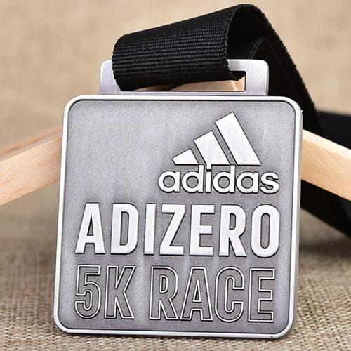Adizero 5k Race Medals